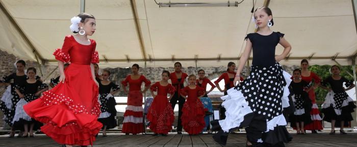 Schlassfest2014-Flamenco Canela Pura