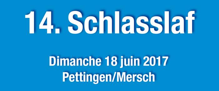 Schlasslaf 2017 Classement
